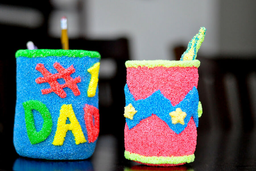 15 Oh-So-Adorable DIY Father's Day Gifts From Kids