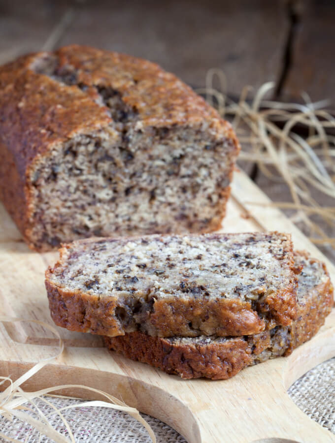 Simple Banana Bread Recipe Almond Flour