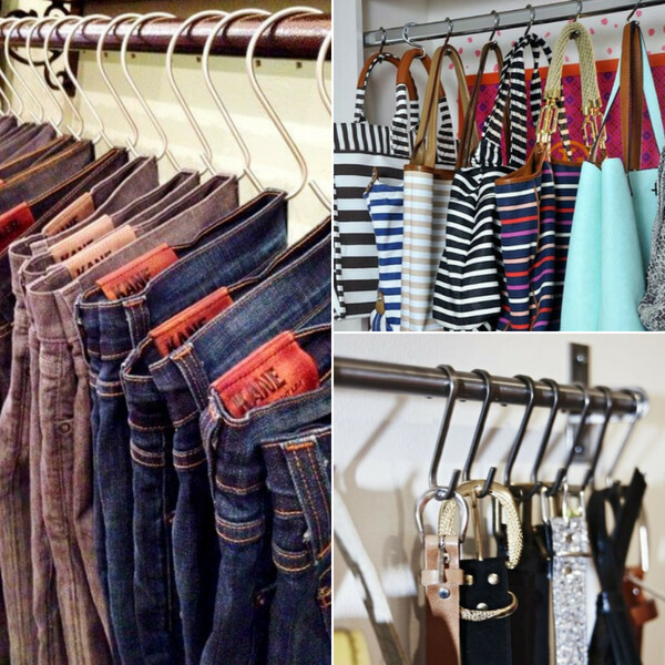 Diy Closet Organization Ideas On A Budget For Small Es And Apartment Closetorganizations